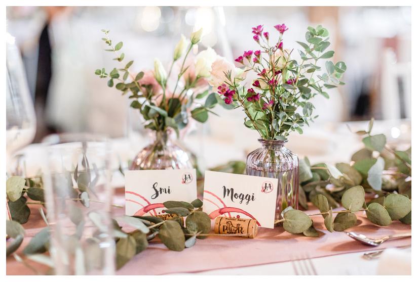 Blumendekoration Hochzeit Vasen mieten